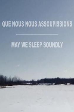 May We Sleep Soundly