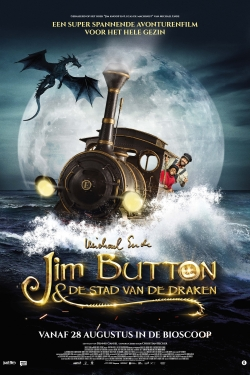 Jim Button and the Dragon of Wisdom